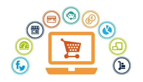 Professional eCommerce Website Development Service
