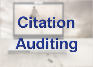 Citation Auditing Service