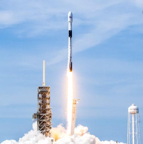Rocket takeoff SEO Orange County